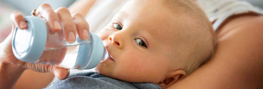 Meilleur eau pour bébé